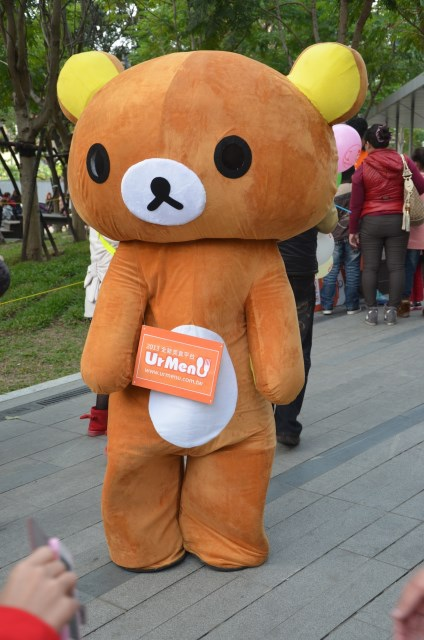 草悟道 泰迪熊 (5)