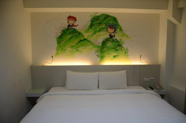 秝芯旅店 (Legend Hotel Kaohsiung) (2)