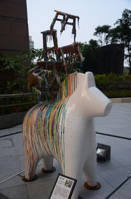 「2014台南。拾光」新光三越藝術燈節 (8)