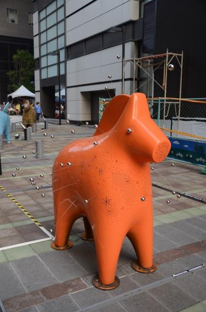 「2014台南。拾光」新光三越藝術燈節 (3)