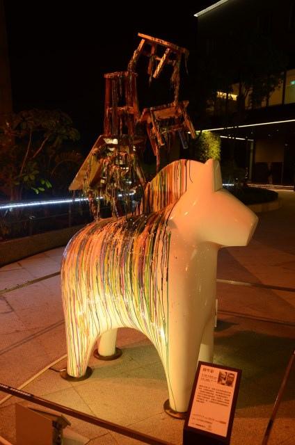 「2014台南。拾光」新光三越藝術燈節 (25)