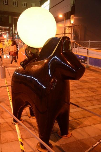 「2014台南。拾光」新光三越藝術燈節 (20)