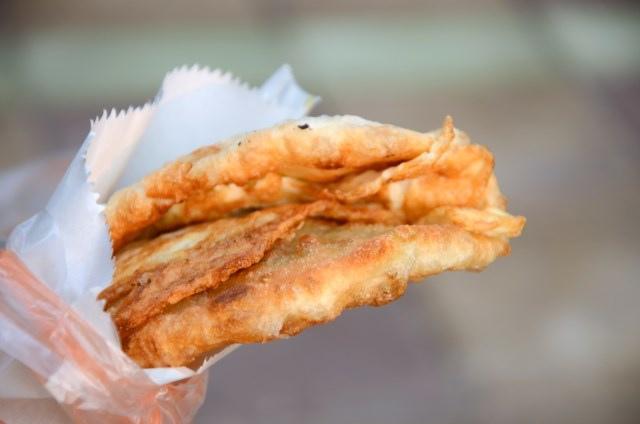 大億麗緻對面無名蔥油餅 (2)