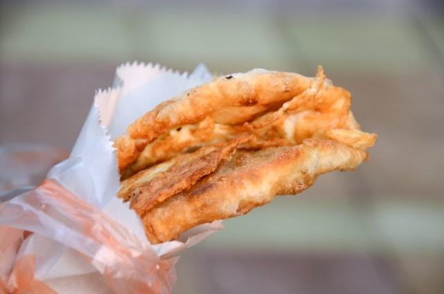 大億麗緻對面無名蔥油餅 (4)