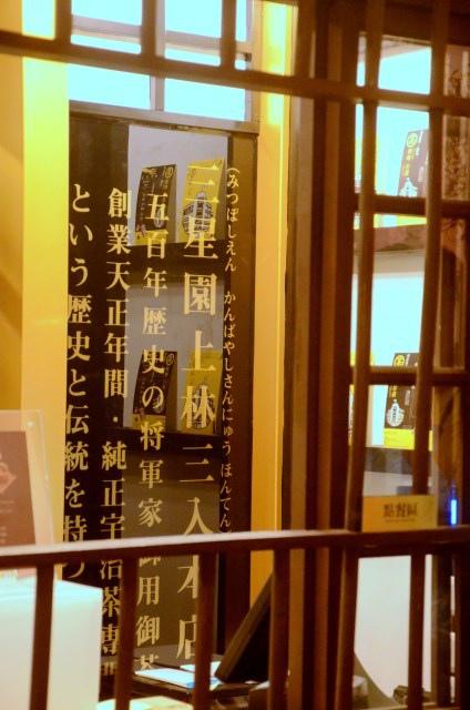 林百貨 三星園抹茶霜淇淋 (14)
