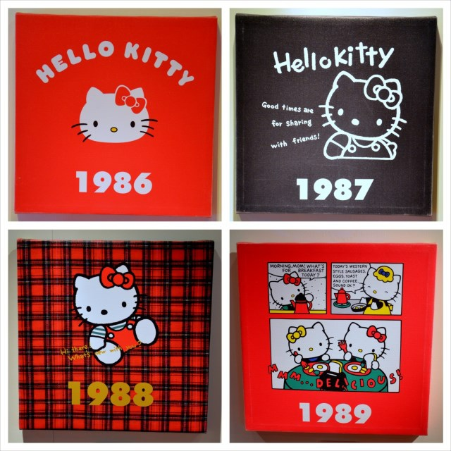 百變 Hello Kitty 40週年特展 (20)