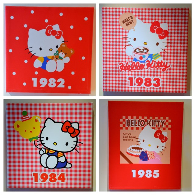 百變 Hello Kitty 40週年特展 (15)