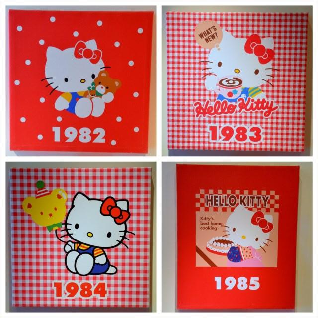 百變 Hello Kitty 40週年特展 (15)