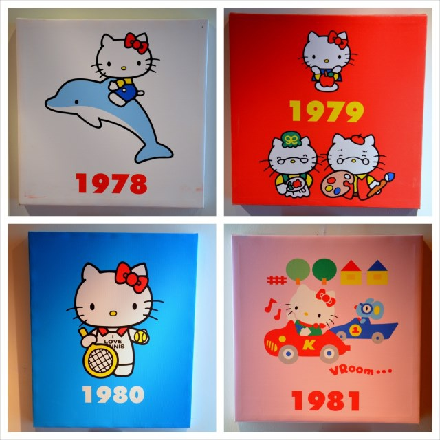 百變 Hello Kitty 40週年特展 (14)