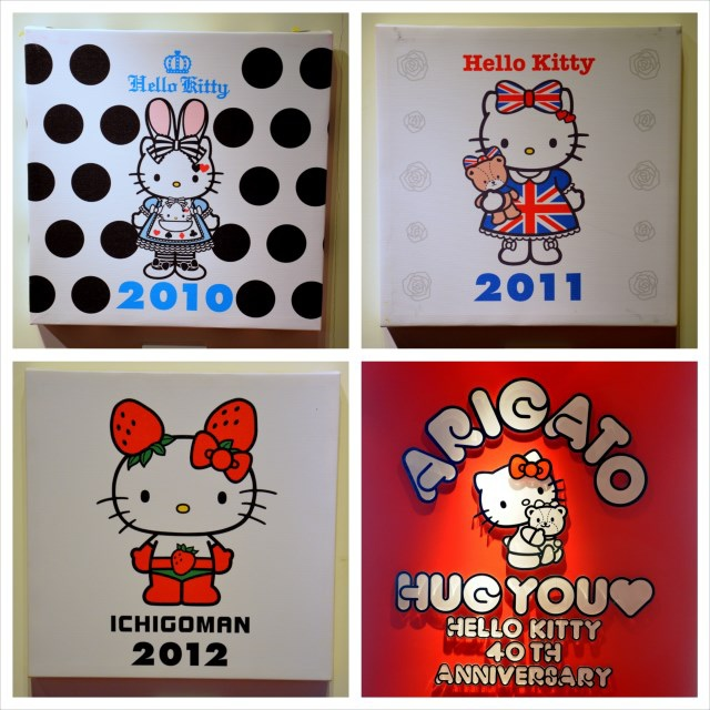 百變 Hello Kitty 40週年特展 (11)