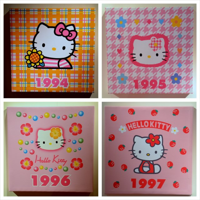 百變 Hello Kitty 40週年特展 (24)