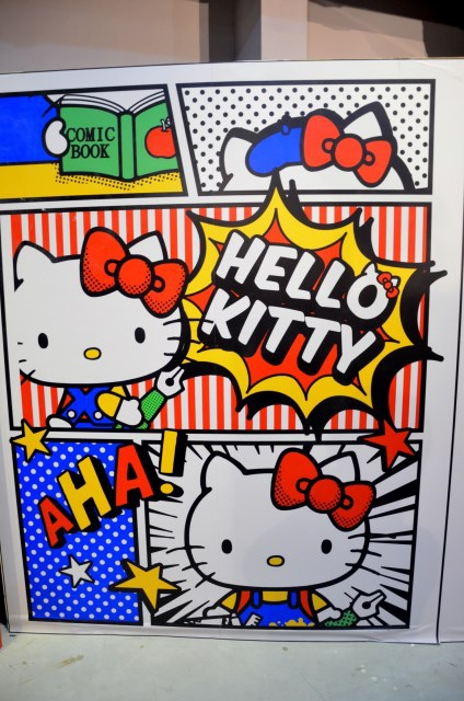 百變 Hello Kitty 40週年特展 (51)