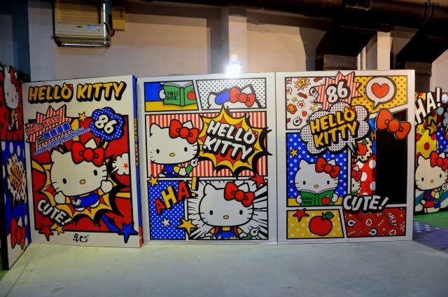 百變 Hello Kitty 40週年特展 (41)