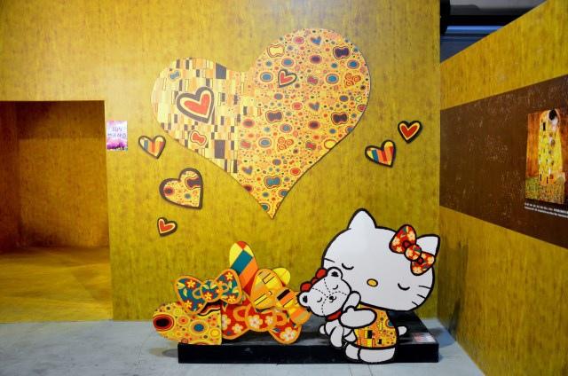 百變 Hello Kitty 40週年特展 (44)