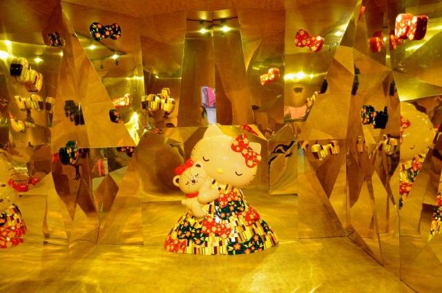 百變 Hello Kitty 40週年特展 (46)