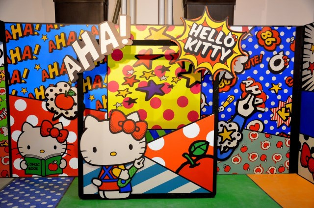 百變 Hello Kitty 40週年特展 (55)
