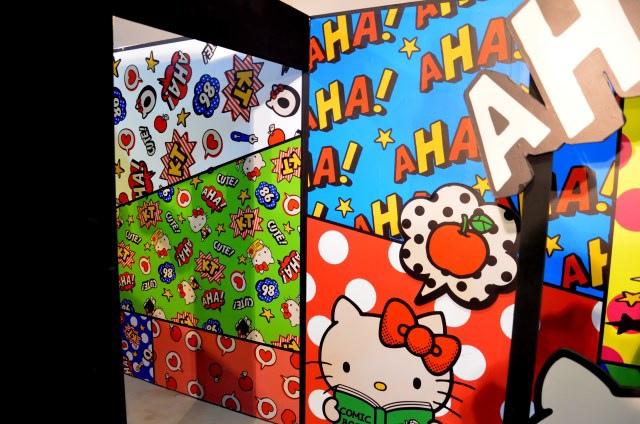百變 Hello Kitty 40週年特展 (53)