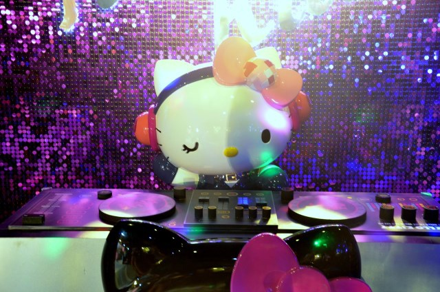 百變 Hello Kitty 40週年特展 (62)