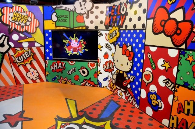 百變 Hello Kitty 40週年特展 (54)