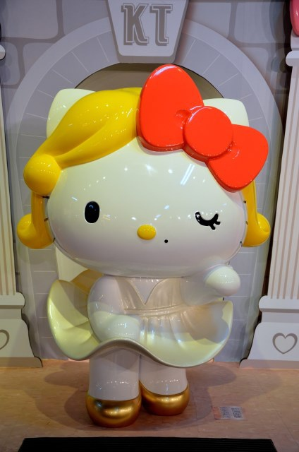 百變 Hello Kitty 40週年特展 (78)