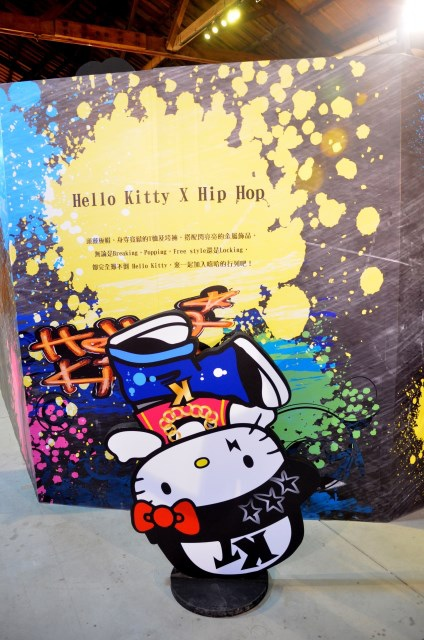 百變 Hello Kitty 40週年特展 (67)