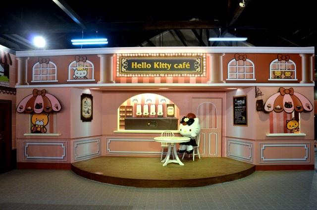 百變 Hello Kitty 40週年特展 (89)