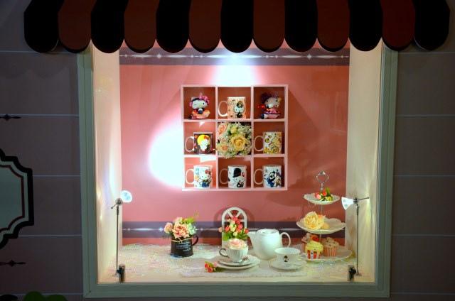 百變 Hello Kitty 40週年特展 (96)