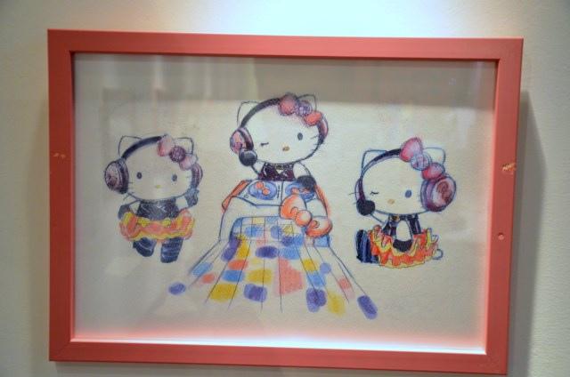 百變 Hello Kitty 40週年特展 (116)