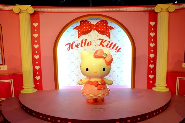 百變 Hello Kitty 40週年特展 (131)