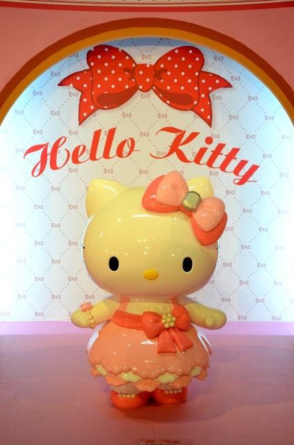 百變 Hello Kitty 40週年特展 (132)