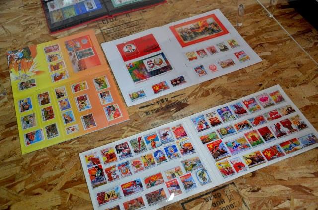 北韓手繪海報藝術展 (5)