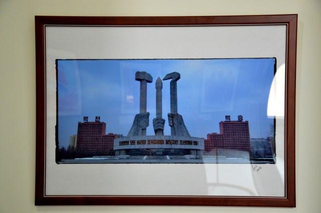 北韓手繪海報藝術展 (53)