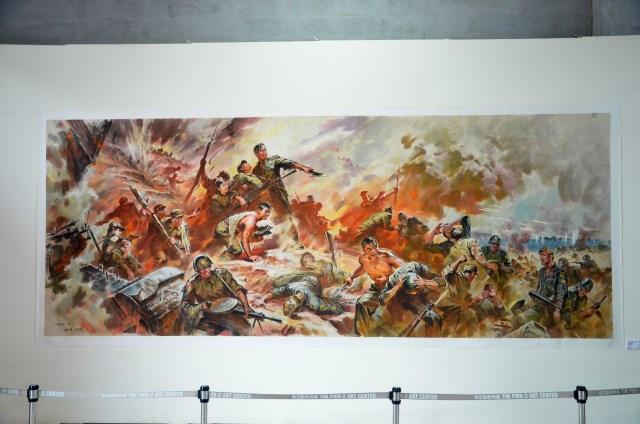 北韓手繪海報藝術展 (7)