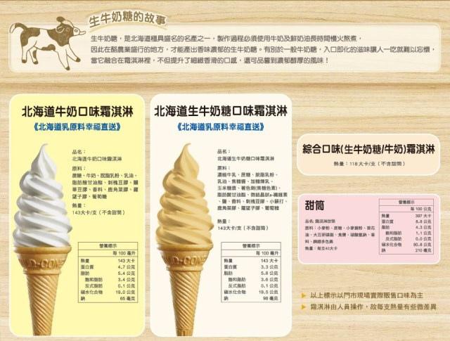 7-11 生牛奶糖 霜淇淋 (1)