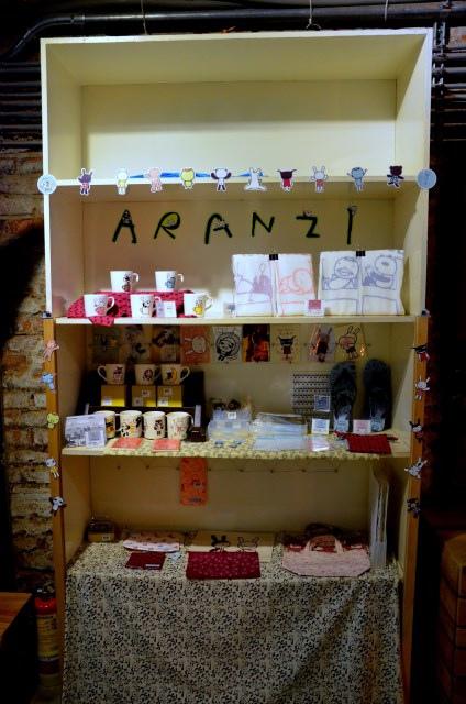 阿朗基Aranzi公寓咖啡 (40)