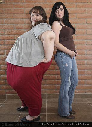 世界最胖的美女 700公斤