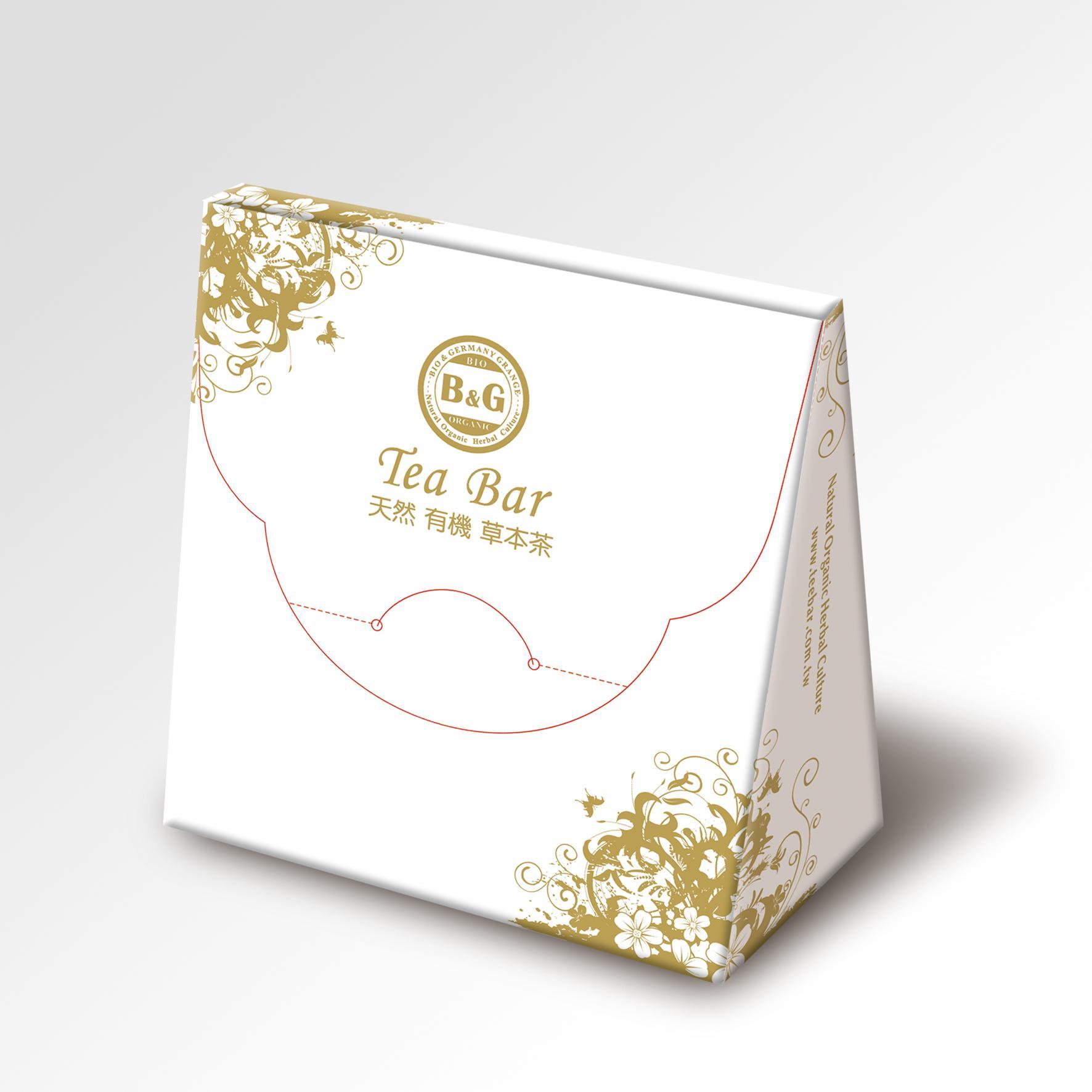 經典品味茶包盒(3入)