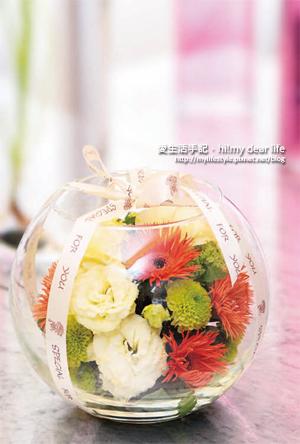 玻璃花球6
