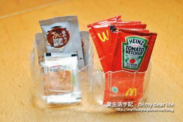 塑膠袋收納盒8