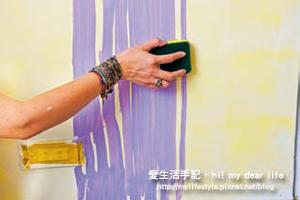 油漆紫樹4