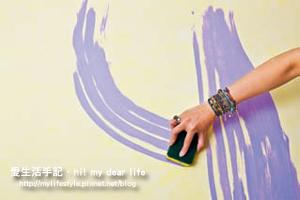 油漆紫樹5