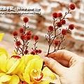 蒸籠花藝4