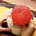 蒸籠花藝3