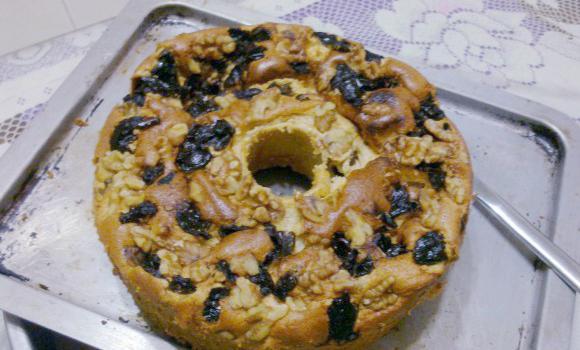 桂圓核桃戚風蛋糕吃起來養生又健康