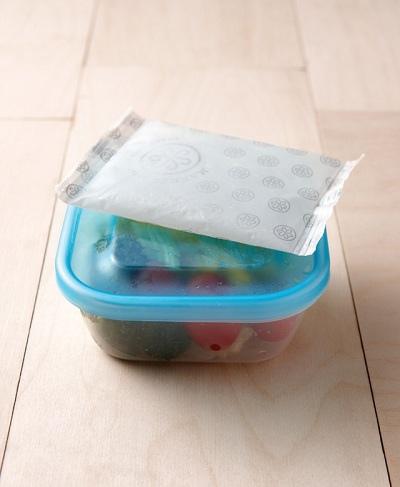 炎熱天氣怎麼打包沙拉餐盒不會壞??