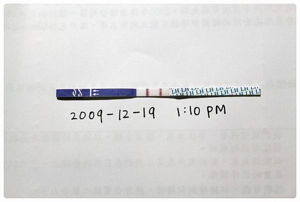 2009-12-19 (1) 驗排卵