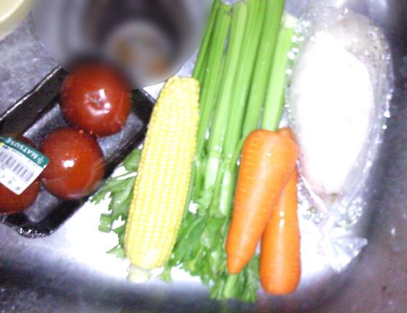 清腸健胃蔬菜湯
