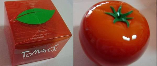 TONYMOLY 新一代神奇番茄煥采面膜
