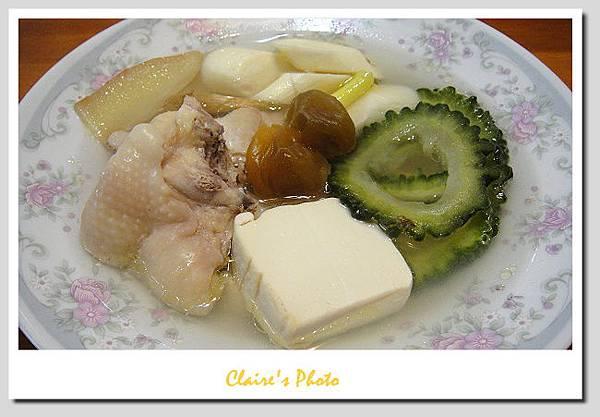 梅子苦瓜雞湯2.JPG