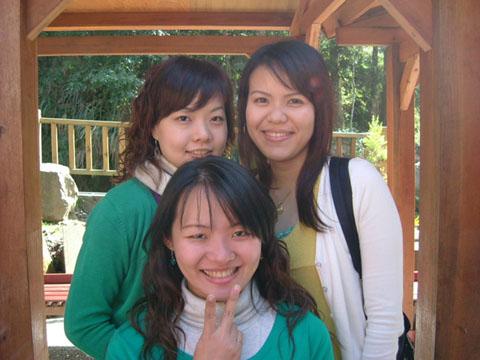 愛美的3人~~~